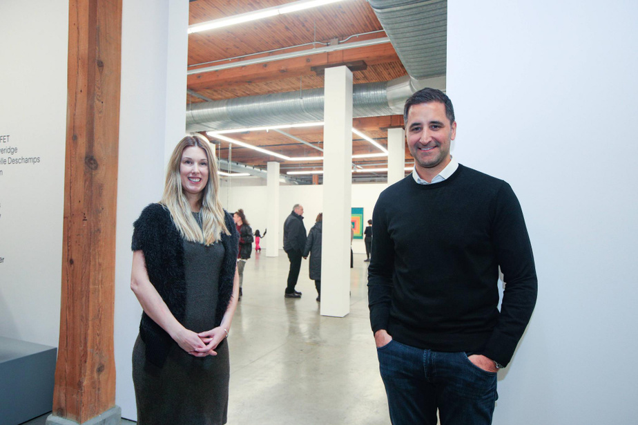 «Galerie Bradley Ertaskiran : deux fois plus d'ambition»