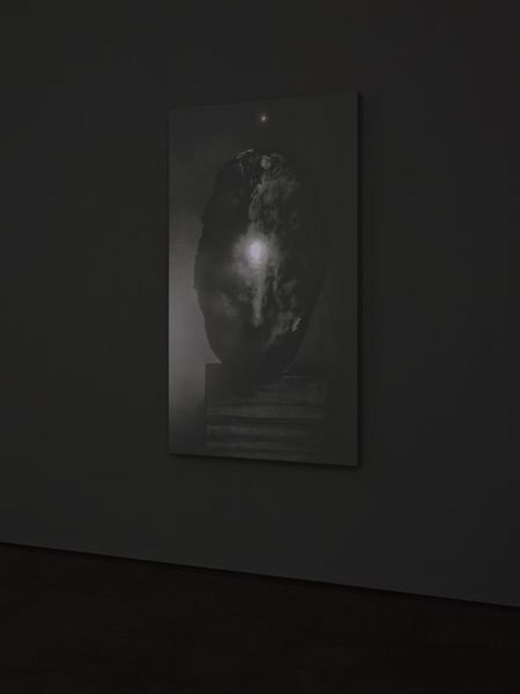 Medardo Rosso, Madame X, 1896, 2013, vidéo couleur, muet, 24 minutes (en boucle) - Exhibition view