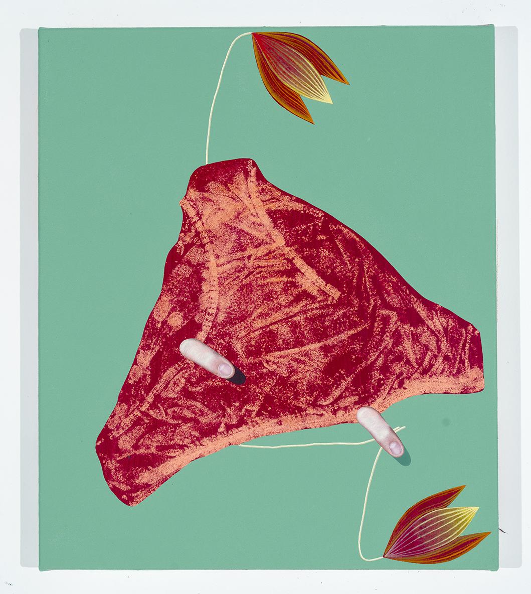 Canadian Art | Veronika Pausova Paints a Spidery Sublime