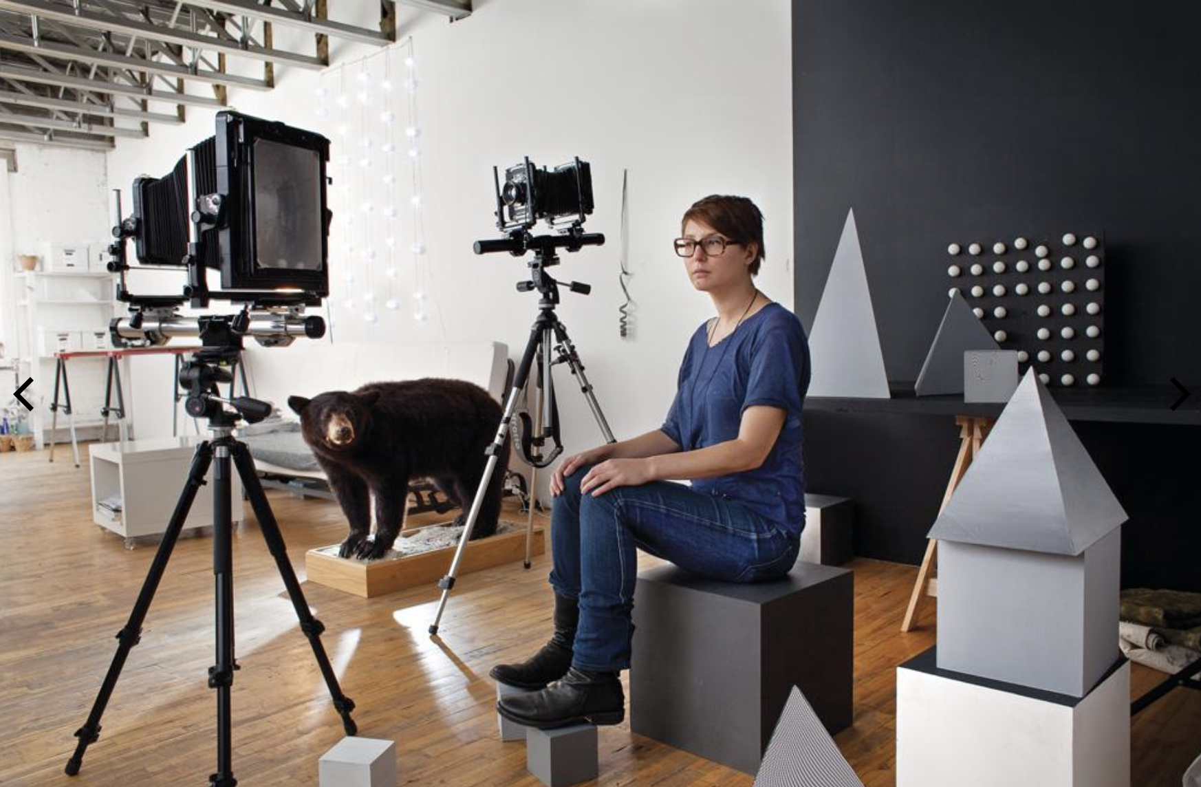 Canadian Art | Lenscraft: Jessica Eaton Asks Us to Think About What We See