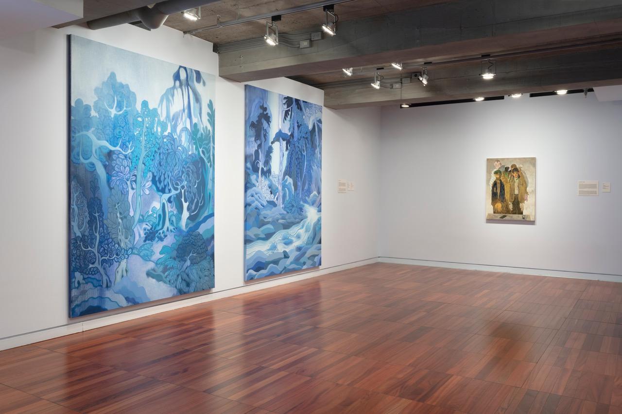 Rick Leong à la Fondation PHI pour l'art contemporain – Exposition de groupe