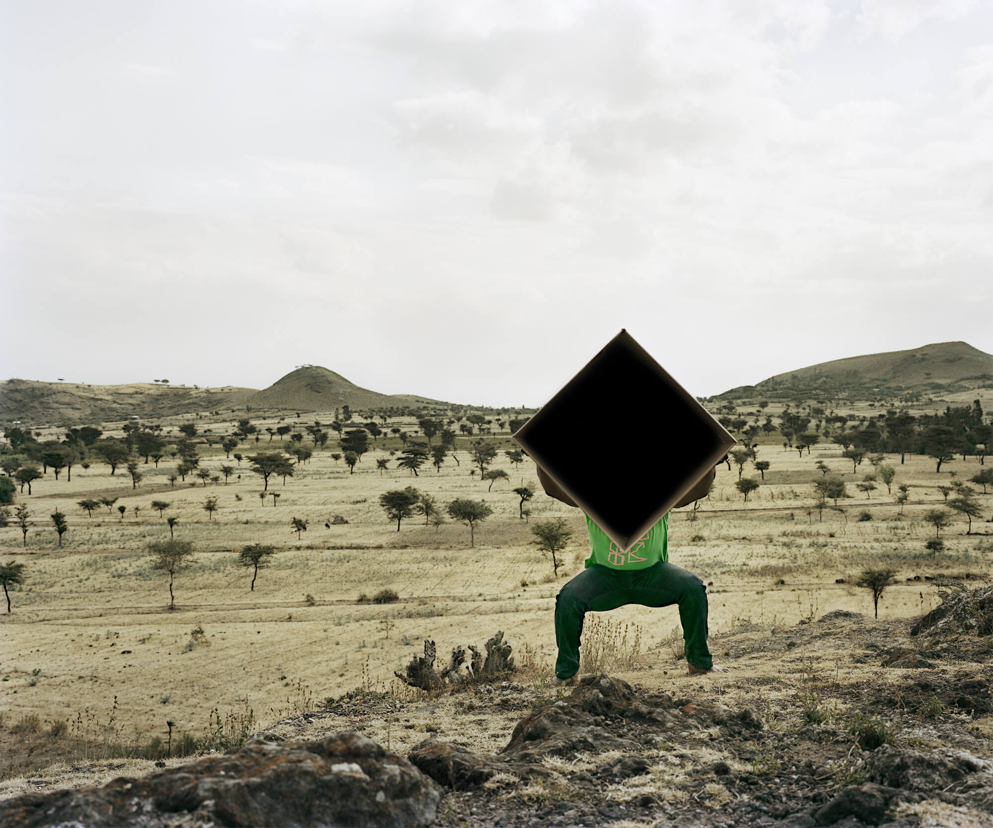 Single Cube Formation No.4, Nazareth, Ethiopia