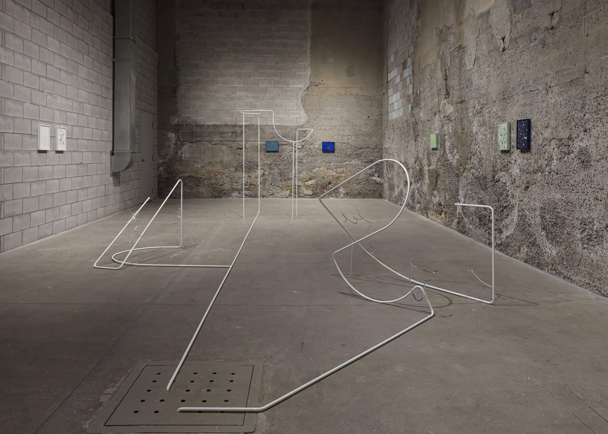 Vie des Arts, 2021 | «Oasis» : le jardin émaillé de Marie-Michelle Deschamps
